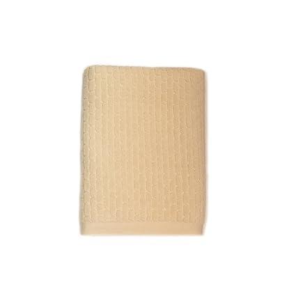 Graccioza Toalla de algodón orgánico ladrillo, Natural, Baño