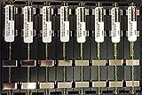 64GB ( 8 X 8 GB ) RAM Memory APPLE MAC PRO 2008 3,1 and 3,2 (2.8 3.0 3.2) (DDR2 800MHz PC2-6400 ECC FB DIMM) ECC Fully Buffered MA970LL/A