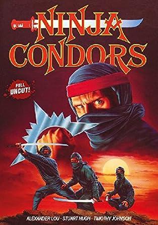 Amazon.com: Ninja Condors: Alexander Lou, Stuart Hugh ...