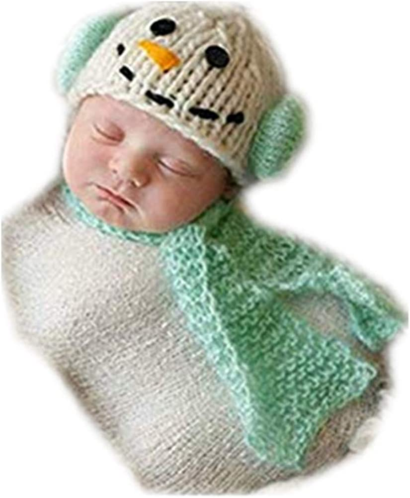 Newborn Baby Girl Boy Unisex Crochet Knit Costume Photo Photography Prop New