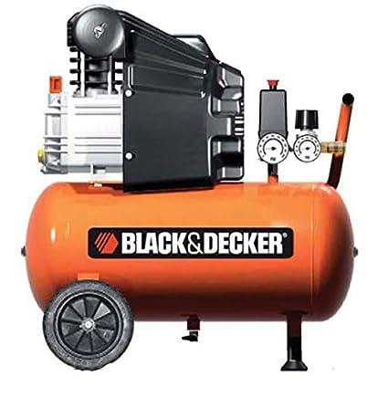 Black+Decker compresor con 24 L depósito, 1798