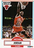 1990-91 Fleer Michael Jordan Basketball Card #26 - Shipped In Protective Display Case!