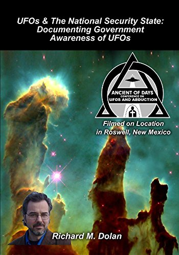 UFOs & The National Security State: Documenting Government for sale  Delivered anywhere in USA