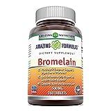 Amazing Formulas Bromelain 500 mg 240 tab