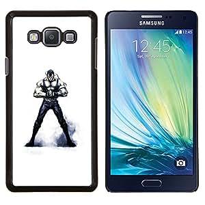 Cubierta protectora del caso de Shell Plástico || Samsung Galaxy A7 ( A7000 ) || Máscara de Venom @XPTECH