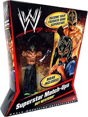 WWE Superstar Match-Ups Rey Mysterio - New Deco -