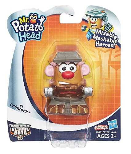 (Playskool Mr. Potato Head Transformers Mixable Mashable Heroes As Grimlock)