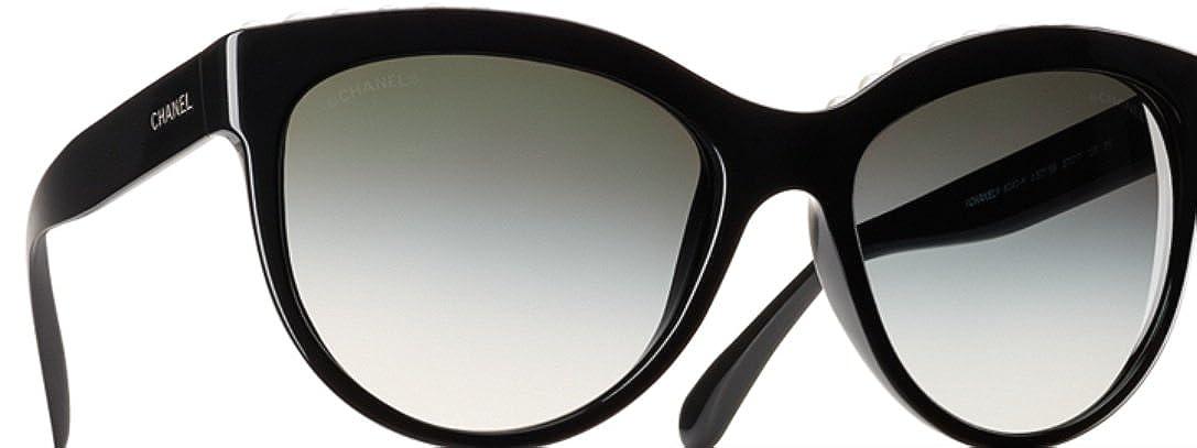 Amazon.com: Chanel naturales perlas anteojos de sol w ...