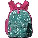 Softball Coach Kids Cute Shoulder Bags Children Handbag School Backpacks -  Hfqf Bags