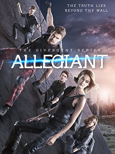 The Disagreeing Series: Allegiant