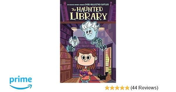 Amazon the haunted library 1 9780448462424 dori hillestad amazon the haunted library 1 9780448462424 dori hillestad butler aurore damant books fandeluxe Images