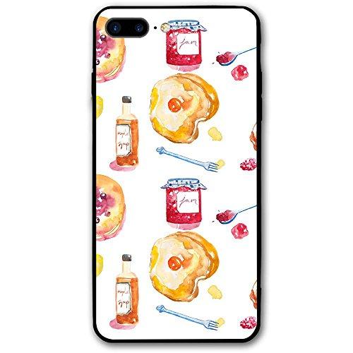 IPhone 8 Plus Case Delicious Dessert Slim Protective Cover Corner Cushion Design For Apple IPhone 8 Plus