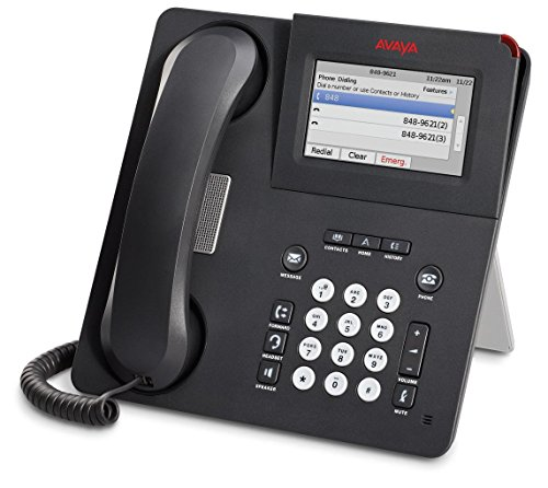 Avaya 9621G IP Phone (Certified Refurbished) -  AVAYA TECHSOURCE, 700480601-cr