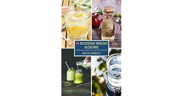 Amazon.com: 56 Deliciosas Bebidas Alcalinas: Desde tés y ...