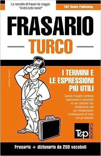 Book Frasario Italiano-Tedesco e mini dizionario da 250 vocaboli
