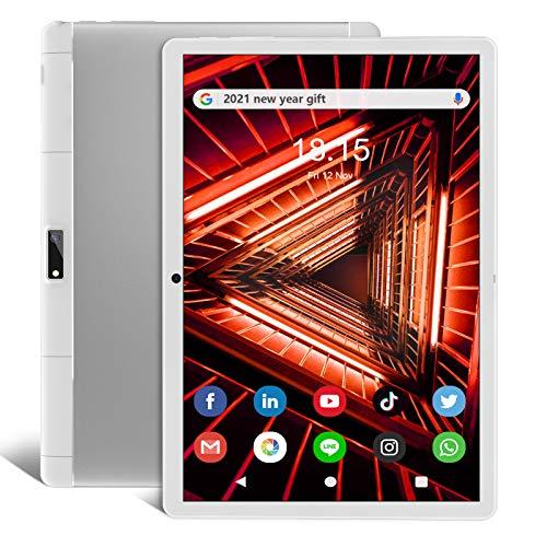 Zolko 10,1 inch Android 9.0 3G telefoon tablets met 2GB RAM 32GB ROM twee simkaartsleuf en twee camera 5MP WiFi…