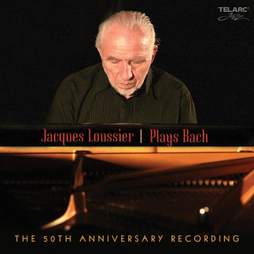 Jacques Loussier Plays Bach The 50th Anniversary