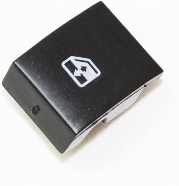 Schwarz Fensterheber Schalter Knopf Abdeckung Steuerdeckel Auto