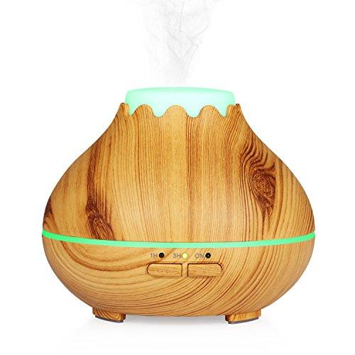 Aroma Housewares 7 Fragrant Room Sprays Colors Led Ultras...