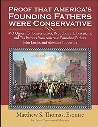Proof America's Founding Fathers were Conservative