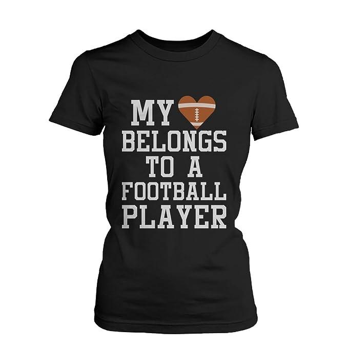 365 Printing Funny de la Mujer declaración Negro T-Shirt ...