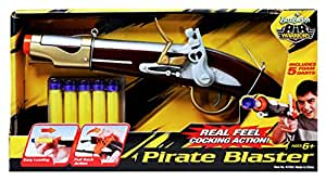 BuzzBee Pirate's Flintlock Pirata de la Pistola