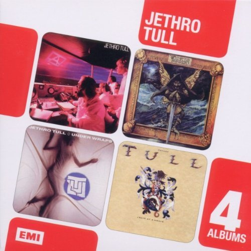 Jethro Tull - Boxed Set 4cd A/the Broadsword And The Beast/under Wraps/crest Of A Knave By Jethro Tull (2011-11-29) - Zortam Music