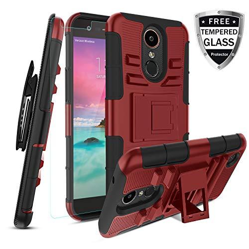 LG K20 Case/K20 plus/K20 V K20V/Harmony/Grace LTE with[Tempered for sale  Delivered anywhere in USA