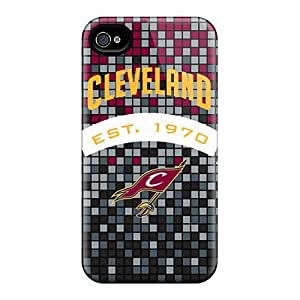 High Quality Shock Absorbing Cases Case For Samsung Note 4 Covercleveland Cavaliers