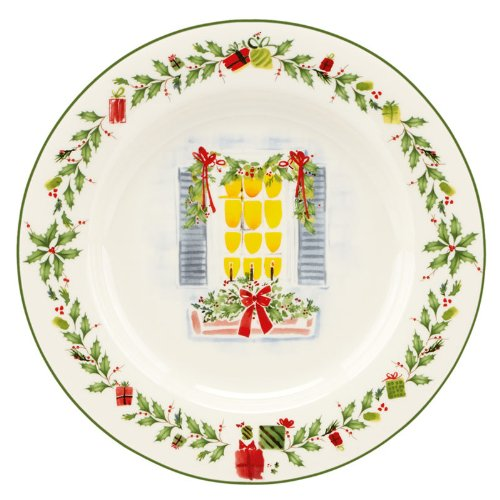 Christmas Accent Plates
