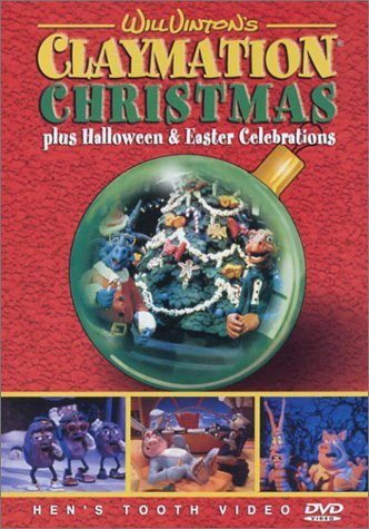 Claymation Christmas Plus Halloween & Easter Celeb [DVD] [Region 1] [US Import] [NTSC] -