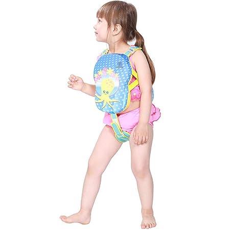 LUCKME De una Pieza niños bebé niño niña flotabilidad ...