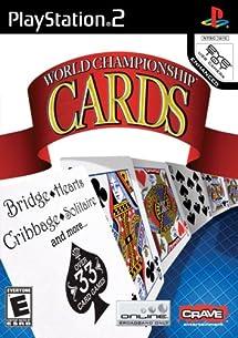 World Championship Cards - PlayStation 2