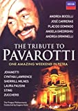 Tribute to Pavarotti - One Amazing Weekend in Petra