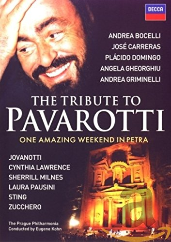 Tribute to Pavarotti - One Amazing Weekend in -