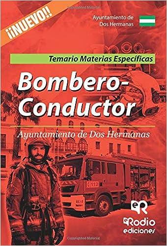 Bombero-Conductor del Ayuntamiento de Dos Hermanas. Temario ...