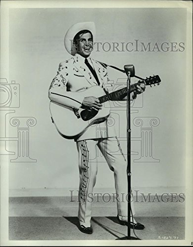- Vintage Photos 1964 Press Photo Your Cheatin Heart Starring George Hamilton - lfx01775-10.25 x 8 in. - Historic Images