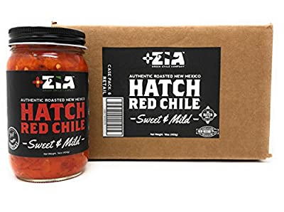 Original New Mexico Hatch Green Chile By Zia Green Chile Company