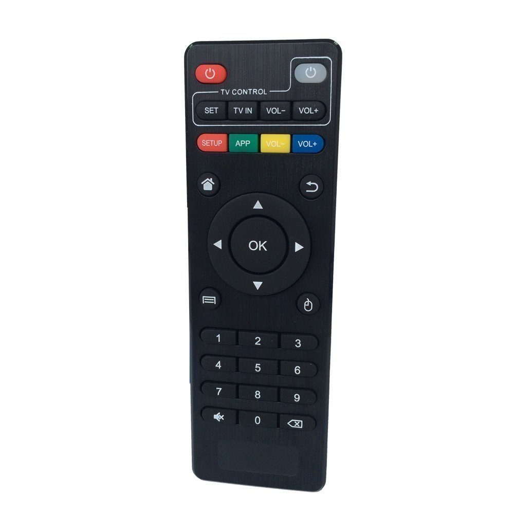 Remote Control for MX MXQ MXQ PRO M8 M8N M8S MX3 Android TV Box XBMC Kodi …
