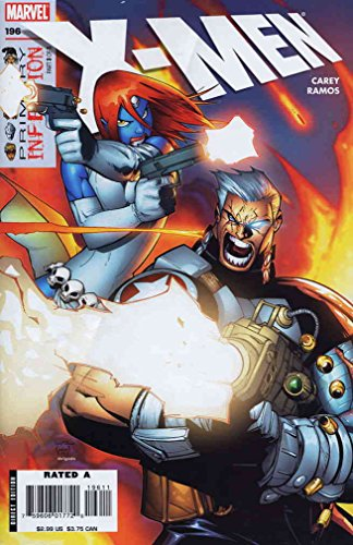 x-men-2nd-series-196-vf-nm-marvel-comic-book