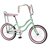 Schwinn Girl's Mist Polo Bike, 20-Inch, Mint