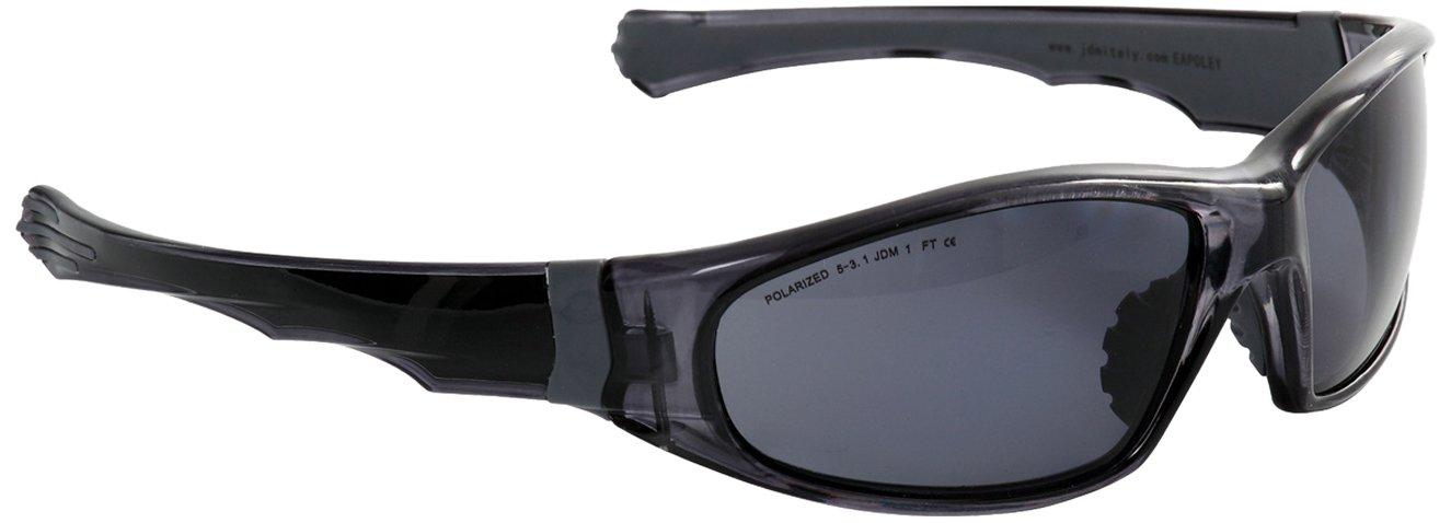 Eagle EAPOLEY grigio Occhiali da lavoro EAPOL con lenti in policarbonato polarizzate