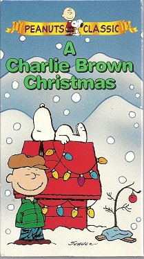 A Charlie Brown Christmas Vhs.Amazon Com A Charlie Brown Christmas Vhs Charles M