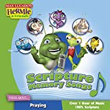 Scripture Memory Songs:  Verses About Praying (Max Lucado's Hermie & Friends)