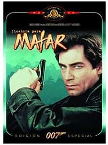 007 Licencia Para Matar E.Especial [DVD]