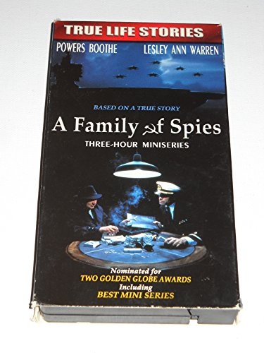 M of Spies [VHS]