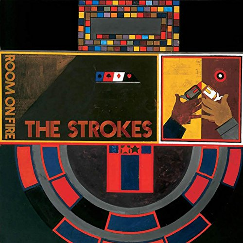 Vinilo : The Strokes - Room on Fire (LP Vinyl)