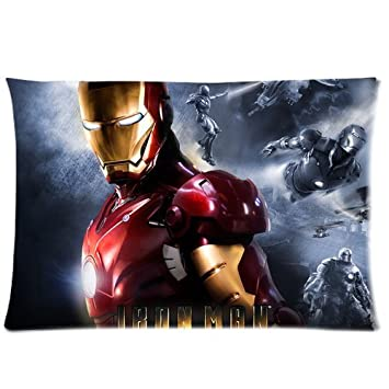 Iron Man Pillowcase