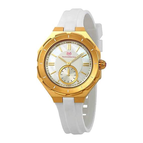 TechnoMarine TechnoMarine Reloj de Mujer Cuarzo Suizo TM-118006