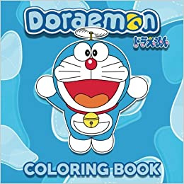 Doraemon Coloring Page for kids,children & toddlers.IF you want to ... | 260x260